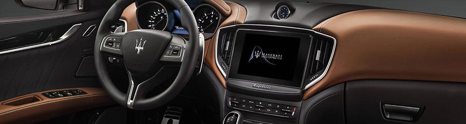 2018 Maserati Ghibli Cabin Amenities