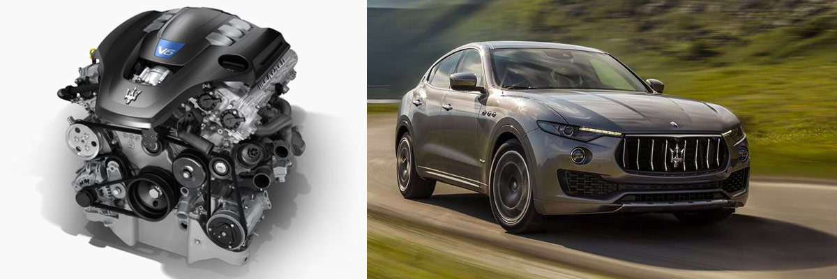 2018 Maserati Levante Engine Specs & Performance