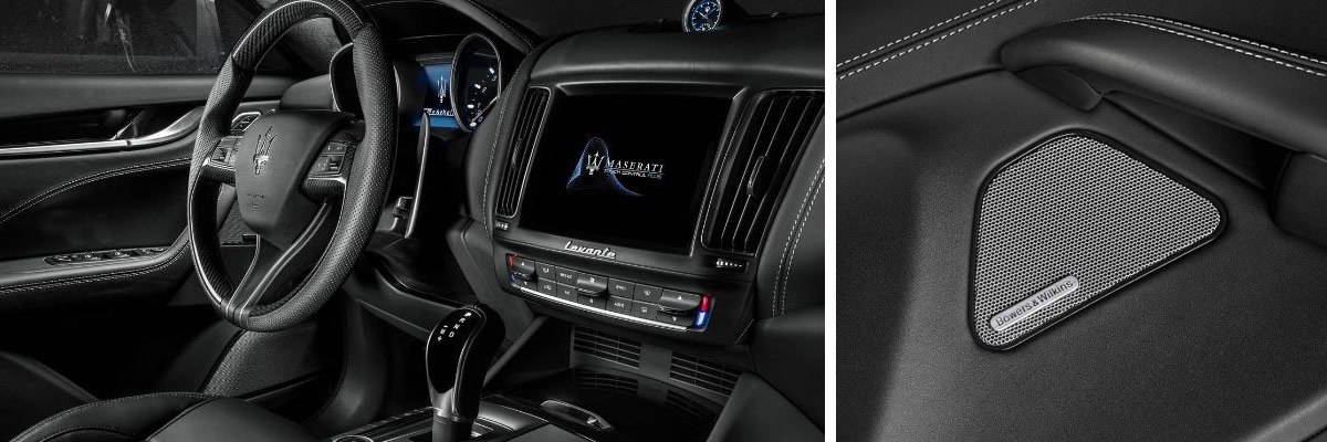 2018 Maserati Levante Interior Features