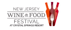 The 11th Annual New Jersey Wine & Food Festival Logo