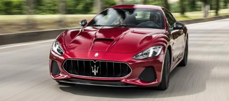 Wide world Maserati Lease Pull ahead program