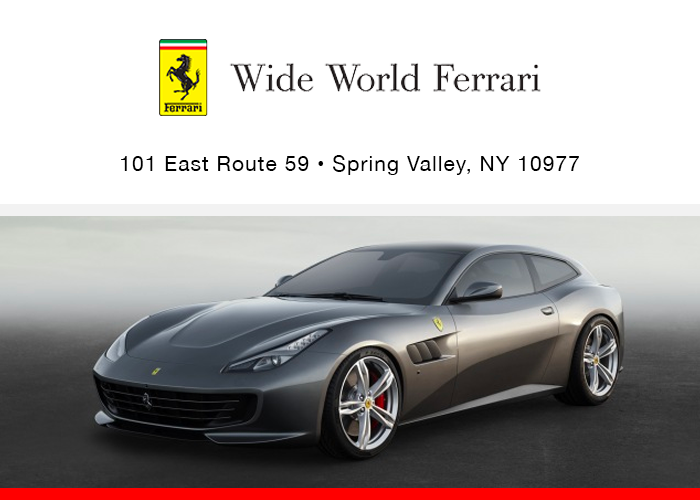 Ferrari of Palm Beach, 3974 Okeechobee Blvd., West Palm Beach, FL 33409