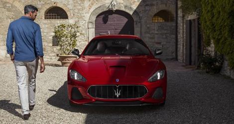 2018 Maserati Granturismo in Spring Valley NY