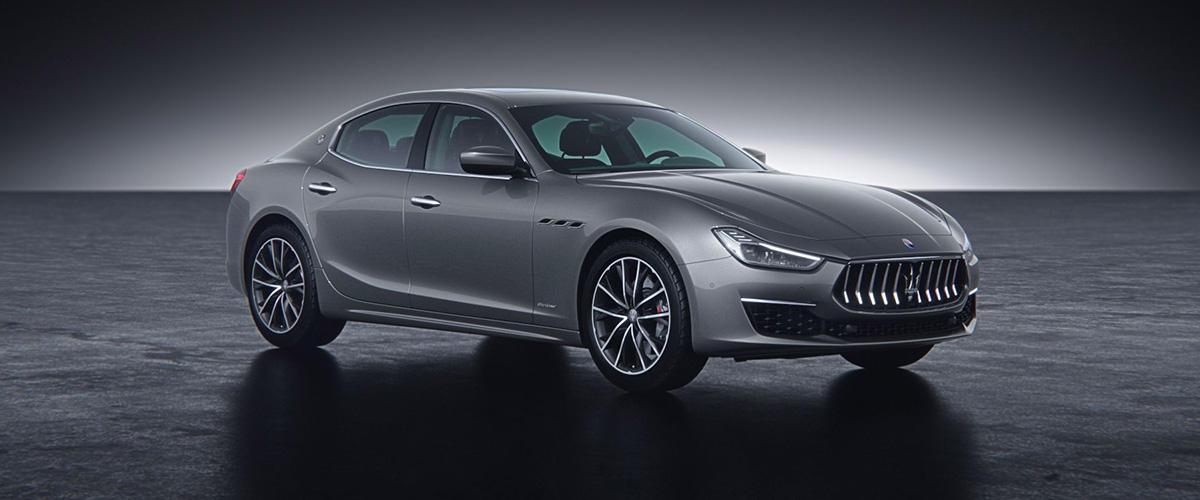 2020 Maserati Ghibli header